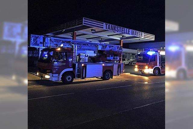 Heitersheimer Feuerwehr im Dauereinsatz