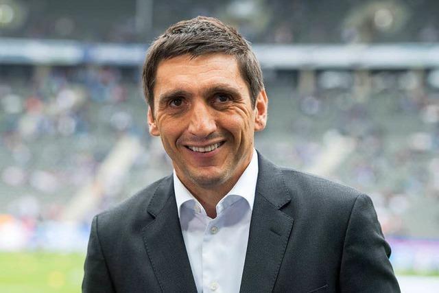 Tayfun Korkut wird neuer Trainer des VfB Stuttgart