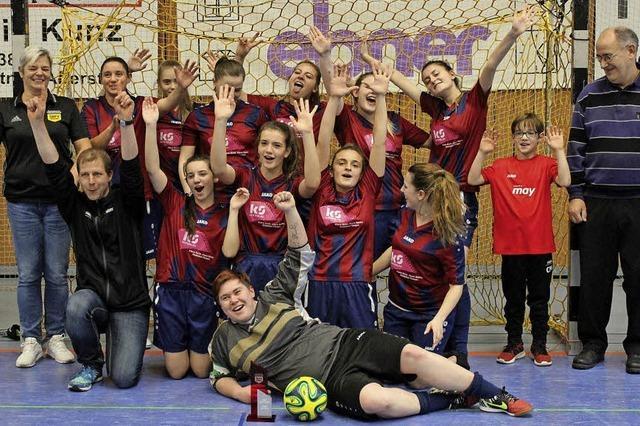 ESV Waldshut gewinnt Futsal-Bezirksmeisterschaft