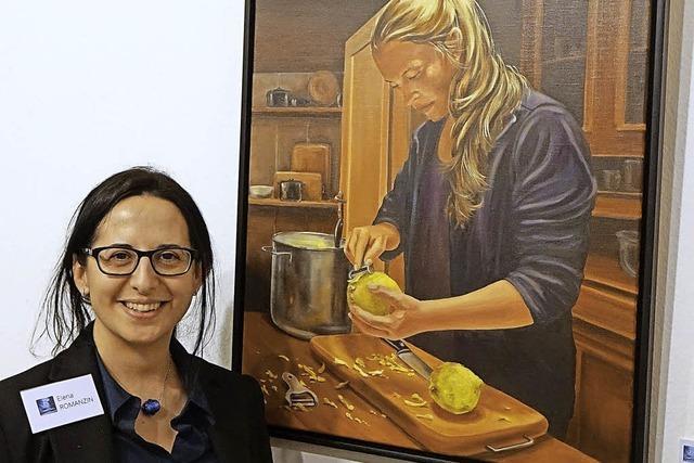 Internationale Künstler stellen in Bad Säckinger Villa Berberich aus
