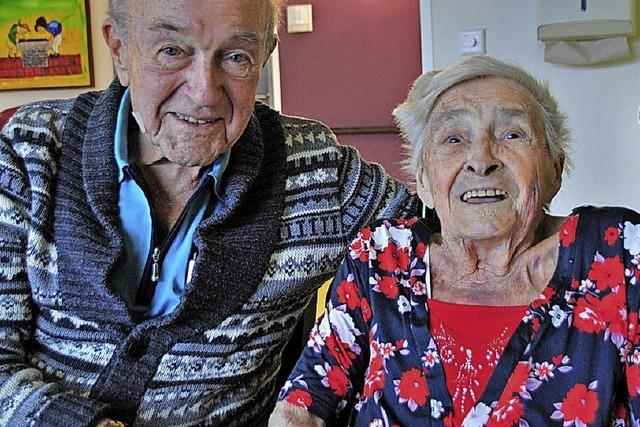 70 Jahre Ehe: Was ein Weiler Paar jungen Menschen rät