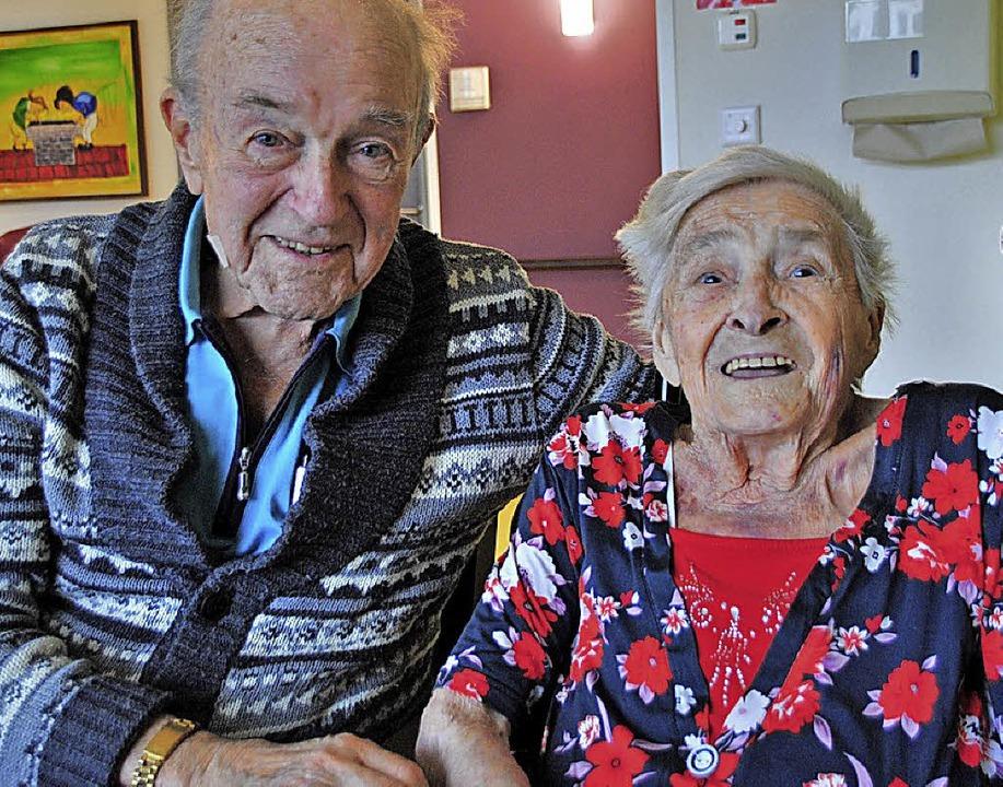 Willi Koch besucht seine Frau regelmäßig im Pflegeheim Stella Vitalis.   | Foto: Sedlak