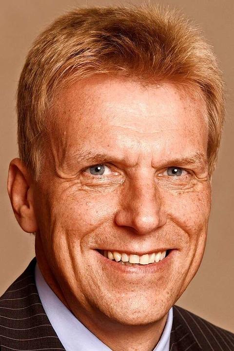 Sparkassenchef Marcel Thimm  | Foto: Sparkasse