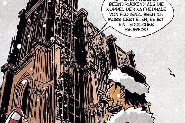 Buchdruck-Erfinder Johannes Gutenberg – jetzt als Graphic Novel