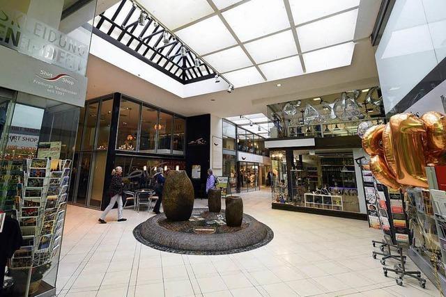 Mieter der Einkaufspassage Burse in Freiburg müssen ausziehen