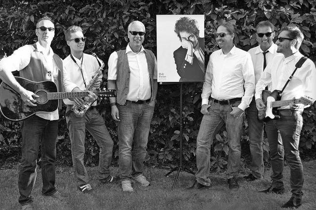 Beat Men mit einem Bob-Dylan-Abend im Kulturkeller Koffer in Lahr