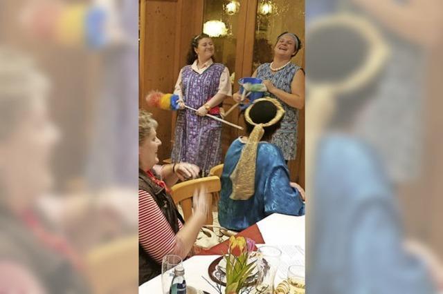 Fräuefasnet soll wieder fest im Dorf etabliert werden