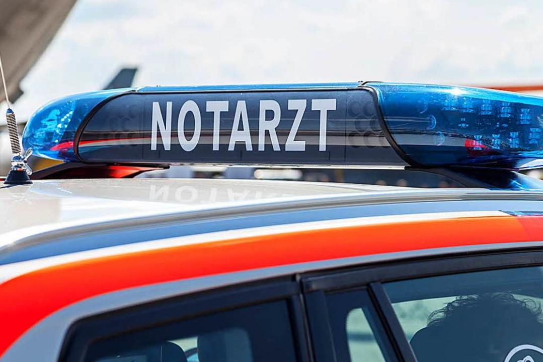 Einer jungen Frau wurde im Münstertal ...nntag die Hand gebrochen. (Symbolbild)  | Foto: Joerg Huettenhoels (fotolia)