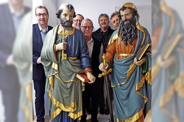 1000 Euro für Peter und Paul