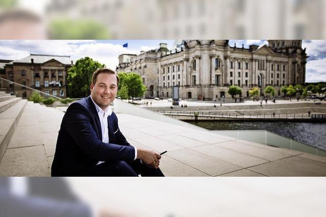 Bundestagsabgeordneter Felix Schreiner über seine ersten 100 Tage im Amt