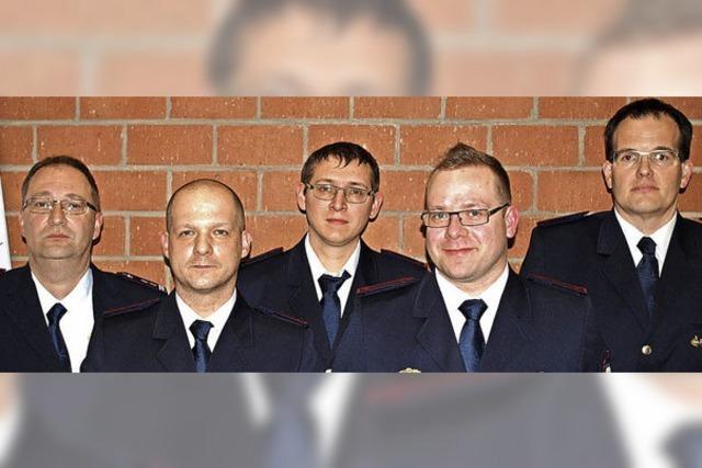 Feuerwehr Steinen rettete 16 Menschenleben im letzten Jahr