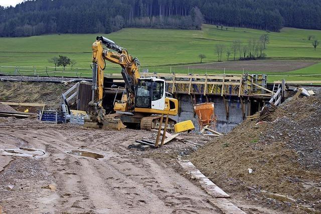 So läuft's mit dem Straßenbau B 294