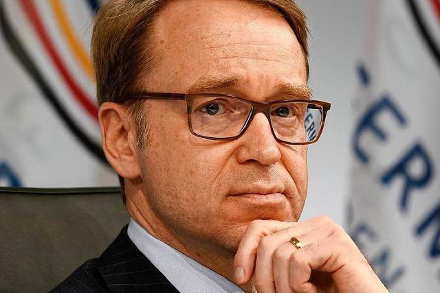 Wird Jens Weidmann neuer EZB-Chef?