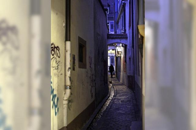Mittelalterliches Freiburg