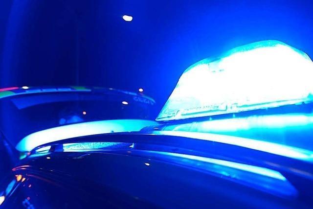 A5 war nach schwerem Unfall bei Ringsheim zeitweise gesperrt