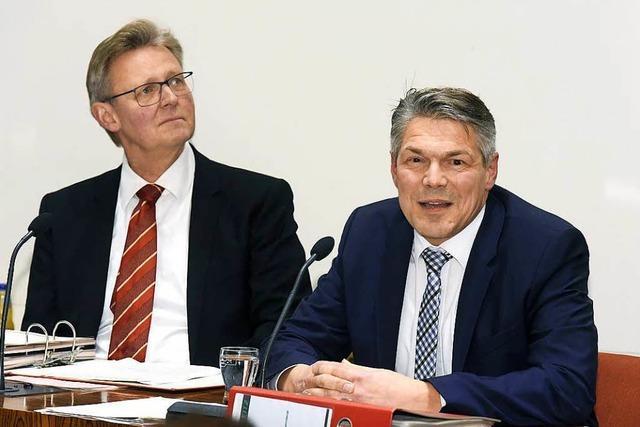 Freiburgs neue Bürgermeister mit großer Zustimmung im Gemeinderat gewählt