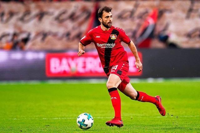 Ex-Freiburger Admir Mehmedi wechselt zu Wolfsburg