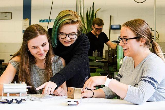 Schüler können sich an den Beruflichen Schulen im Kreis Lörrach online anmelden