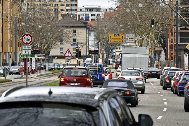 In die Beruhigung der Zähringer Straße kommt Bewegung