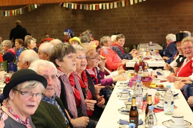 Fotos: Seniorenfasnet in Bonndorf