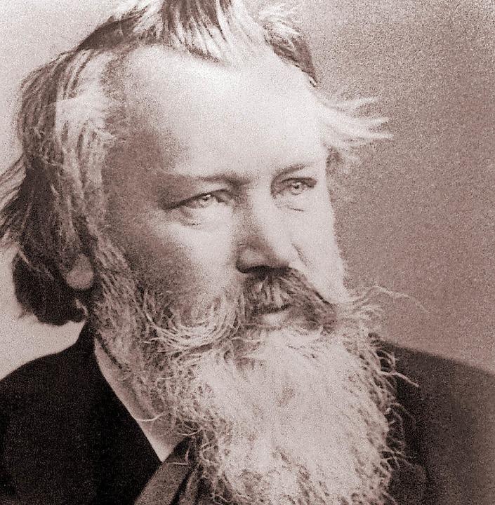Johannes Brahms (Foto um 1889)  | Foto: dpa