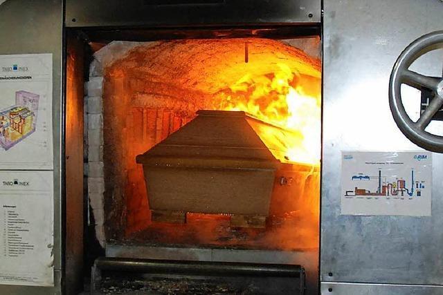 Neues Krematorium für 3,5 Millionen Euro bei Eschbach sorgt für Konkurrenz