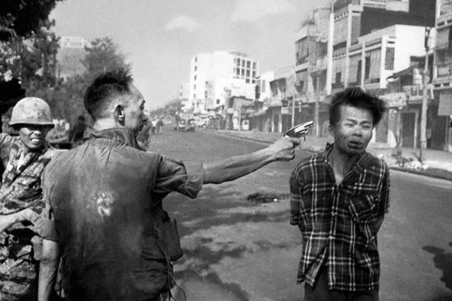 Vor 50 Jahren entstand eines der berühmtesten Bilder der Kriegsfotografie