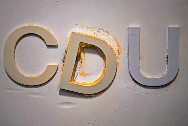 Streit in der Landes-CDU: Selbstdemontage einer Partei