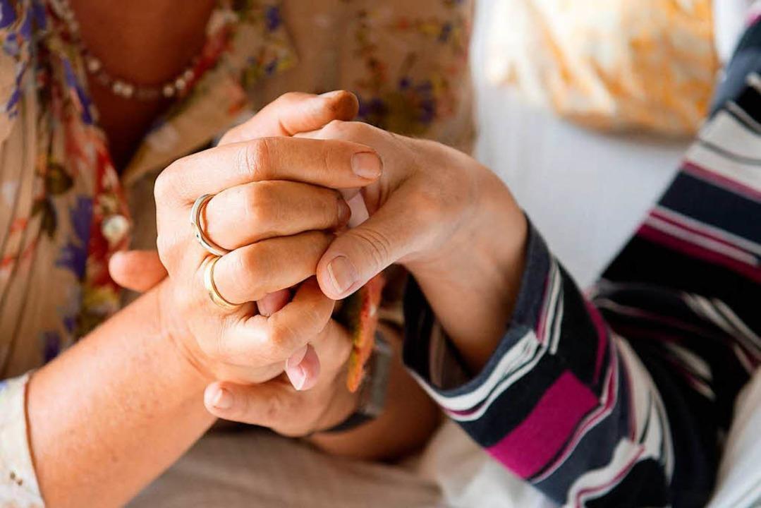 Sterbehilfe ist in Deutschland ein umstrittenes Thema.    Foto: dpa