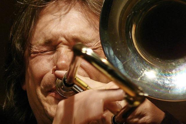 Hary de Ville's Real Bluesband in Schopfheim-Enkenstein