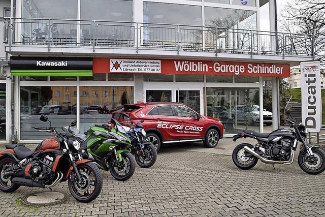Tag der offenen Tür im Wölblin-Center in Lörrach