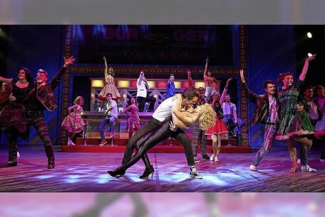 Bühnenklassiker Grease im Europa Park Rust