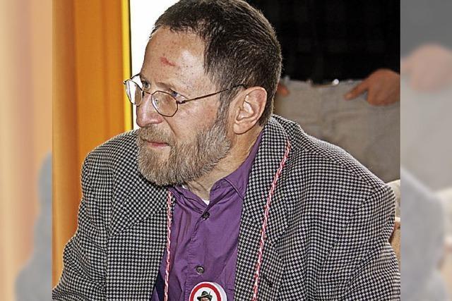 Trauer um Dieter Cyperrek