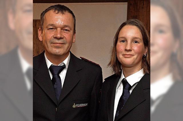 Frauenpower bei der Feuerwehr