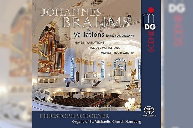 CD: KLASSIK: Ein Meister der Variation