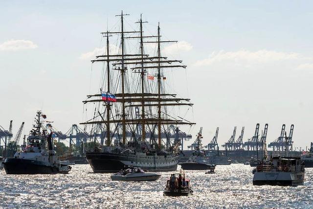 Hamburgs Hafengeburtstag an Bord eines Traditionsseglers sowie weitere Hansestädte erleben!