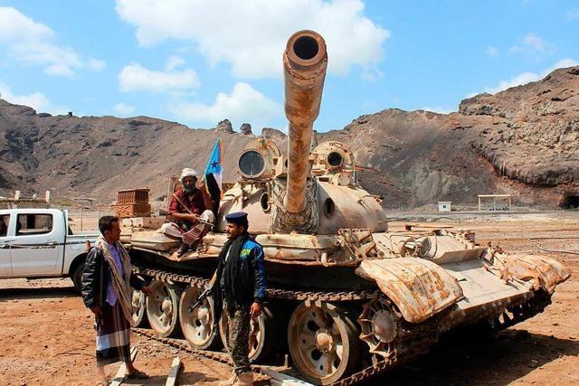Der Jemen steht vor der Spaltung