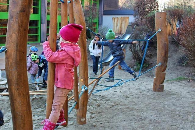 Im Kindergarten St. Blasius in Buchenbach ist die Situation stabil