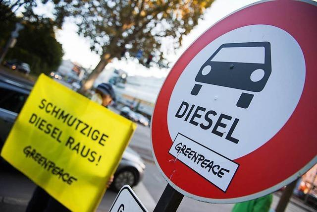 Stickoxid-Grenzwerte werden überschritten – auch in Baden-Württemberg