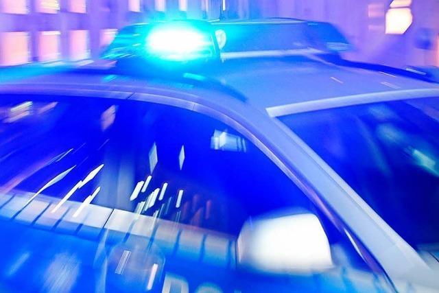 Zwei Leichtverletzte bei einem Unfall zwischen Lörrach und Steinen
