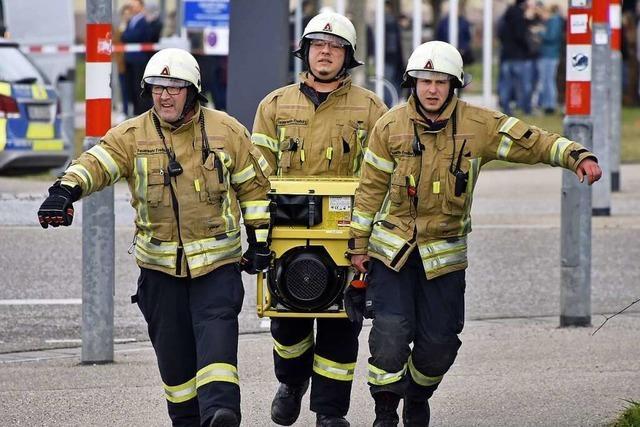 Freiburger Feuerwehr erreicht die Grenze ihrer Kapazität
