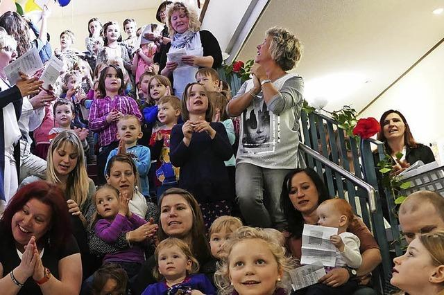 Kinderbetreuung stellt die Stadt vor enorme Herausforderungen