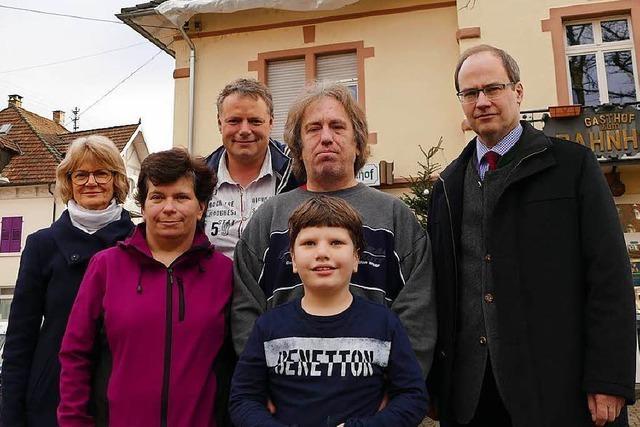 Familie Waiz aus Kandern sucht dringend eine neue Bleibe