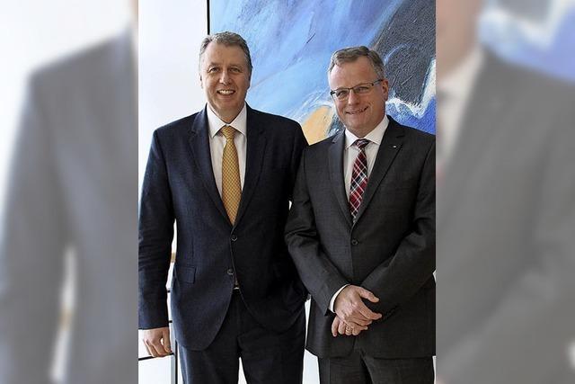 Volksbank Hochrhein trotzt der Krise