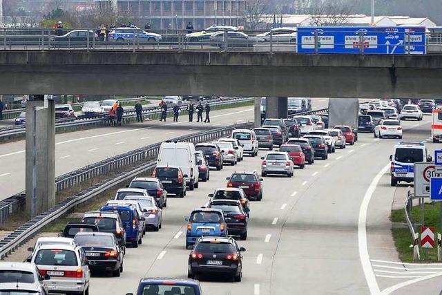 Demonstrationsfreiheit schließt die Autobahnblockade von Weil am Rhein nicht ein