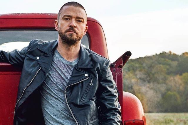 Justin Timberlake: Zurück zur Natur