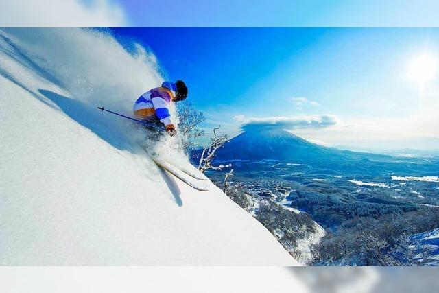 Japans weißes Pulver