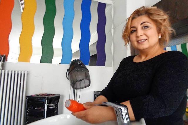 Elmas Uzel will das Image türkischstämmiger Frauen verbessern