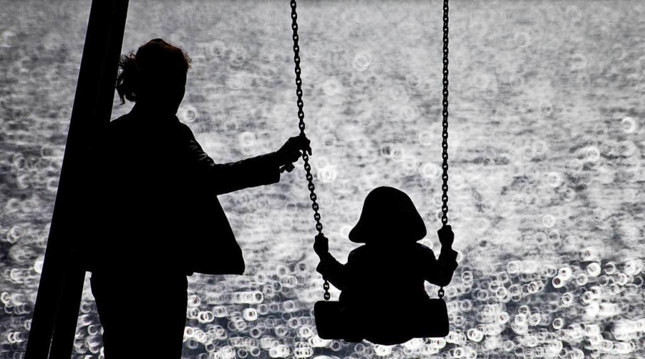 Nicht  einfach: das Leben als Alleinerziehende  | Foto: dpa
