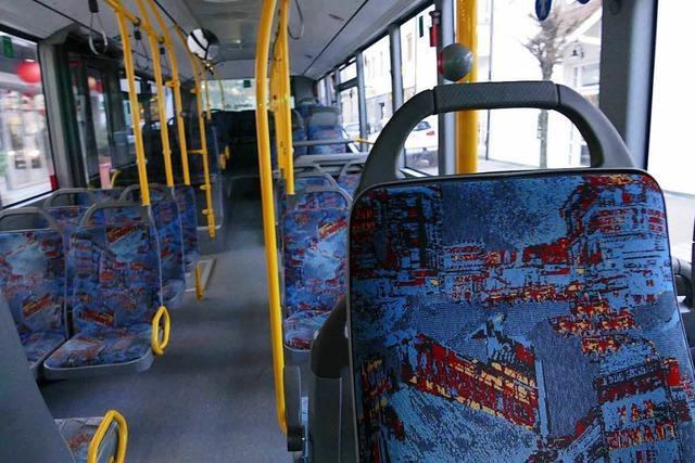 Die Lörracher Buslinie 9 steht auf dem Prüfstand